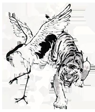 La tigre e la gru